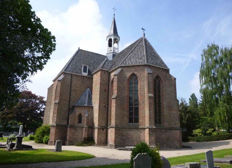 kerk in Wamel